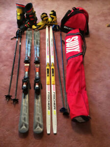 complete Ski - Package great condition
