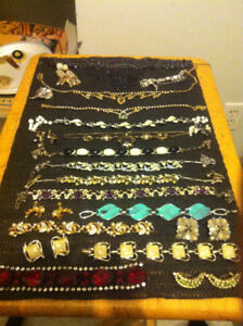 vintage choker necklaces