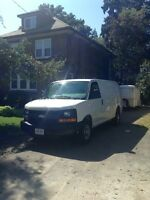 '11 Chevrolet Express 2500 cert, safety willing to trade!