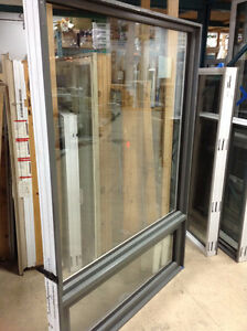 Brand New Windows of Various Sizes