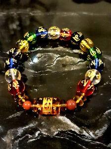 Feng Shui Mantra Bracelet