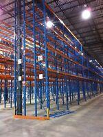 Redirack warehouse racking - Étagère d'entreposage