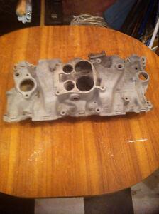 Corvette L82 Aluminium Intake manifold