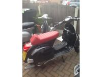 Vespa px125 swop or sell