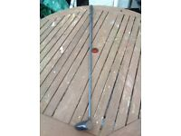 Callaway Big Bertha 3 Steelhead 5 wood golf club.
