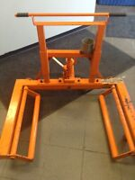 Strong arm wheel dolly 1500lbs