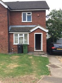 2 bedroom house to rent Wellingborough
