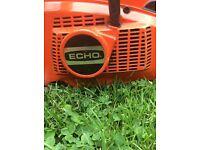 Echo 440 evil chain saw