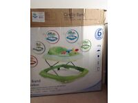 Chicco - Band Walker - Baby Walker / Activity Station - Car