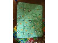 Cot or cot bed set – baby / infant – bargain, new !!!!