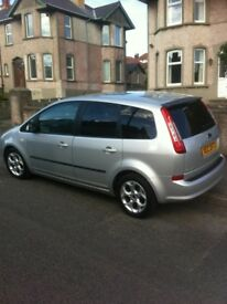 Ford c max zetec 1 owner full service history