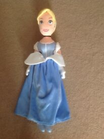Cinderella Soft Doll