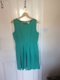 Teal dress size 12