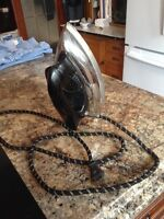 Model 46 - vintage Viking  iron - electric