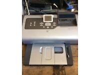 Printer, Scanner, Monitor and Desk
