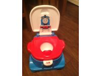 Thomas the tank musical potty