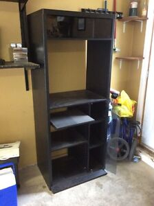 TV  Stereo Gaming stand.  29 x 72 inch