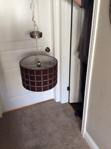 REDUCED Ceiling Light Fixture