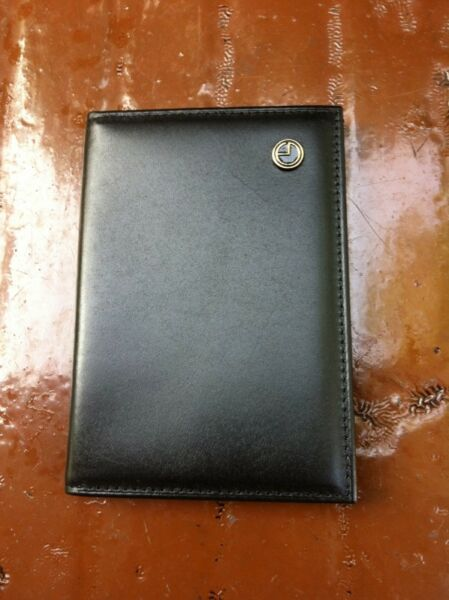 Goldlion credit card wallet. Gift from now defunct NOL shipping line.   In mint condition.
