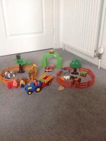 Playmobil 1.2.3. Large Zoo