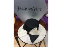 Country Casual wedding hat