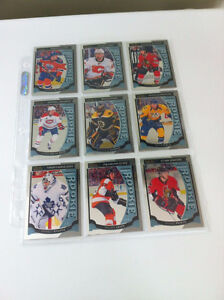 2015-16 O PEE CHEE PLATINUM MARQUEE ROOKIE SET CARDS