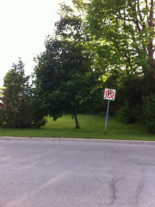 """Meaford - Rare """"in town"""" R3 Residential building lot for sale"""