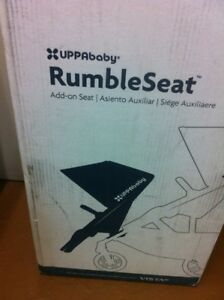 Uppababy Vista Rumble Stroller Seat.