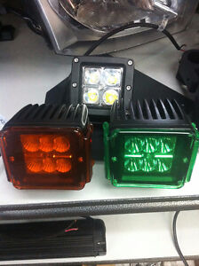 """>>Price Reduced<<2"""" LED light Start from <$79/Pair>1yr WARRANTY"""