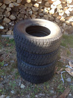 Used 1 season 245/75r16 Arctic Claw winter tires- Bancroft