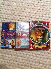 11 various family films on DVD