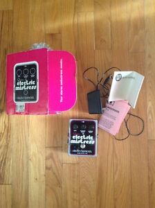 Electric Mistress Stereo Pedal