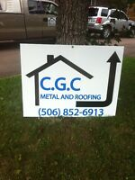 C.G.C ROOFING IS LOOKING FOR EXPERIENCE ROOFER