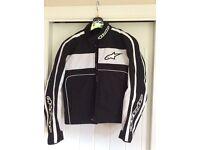 Alpinestars bike jacket