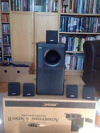 Bose Acoustimass 6 Series II Surround Sound Speakers