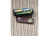 Lee Oskar harmonica unused