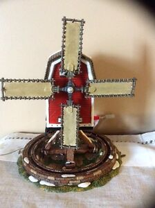 Dept 56 - New England Villege - J. Noyes Windmill - REDUCED