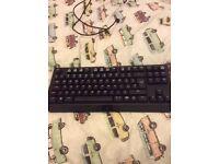 Razer Blackwidow Tournament Edition Mechanical Keyboard