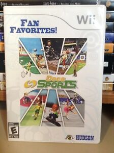 Deca sports for wii