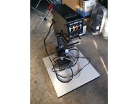 Photography Darkroom colour enlarger and accessories