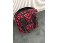 ROXY Shoulder holdall gym bag school bag