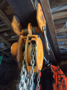 2t Kito Industrial Chain Hoist