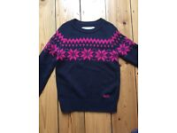 Superdry knit jumper - size S