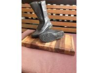 Motorcycle Boots size 41. VGC