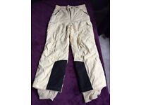 Sky trousers. Size M