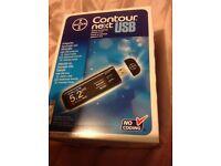 Contour next USB Blood Testing machine