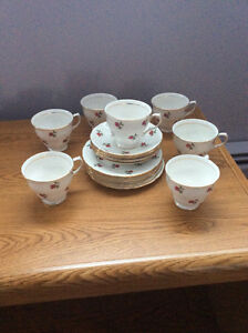 20 Pc Tea Set