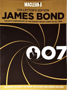 James Bond: The 50th Anniversary of the Coolest Secret Agent