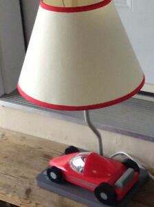 Race Car Lamp for Sale!