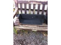 Transit mk1 foot wells steps new old stock